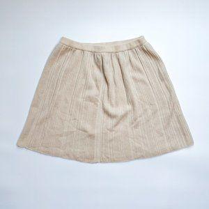 Kumari's Cashmere Stretch Circle Skirt